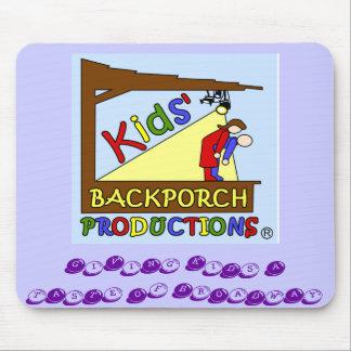 "KBP ""Giving Kids a Taste of Broadway Mouse Pad"