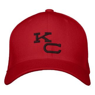 KC EMBROIDERED BASEBALL CAP