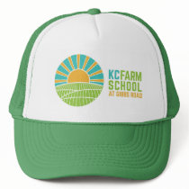 KC Farm School Trucker Hat