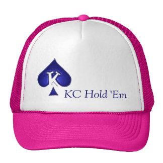 KC Holde Em, KC Hold 'Em Hat