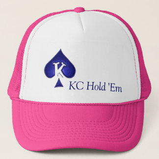 KC Holde Em, KC Hold 'Em Trucker Hat