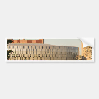 kc landmarks bumper sticker