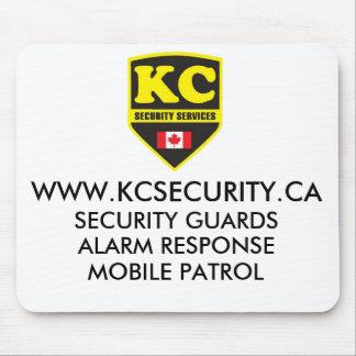 KC SECURITY MOUSE PAD