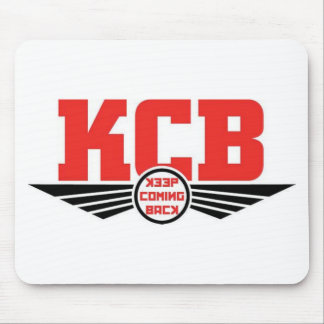 KCB - Keep Coming Back Recovery Merchandise Mousepad