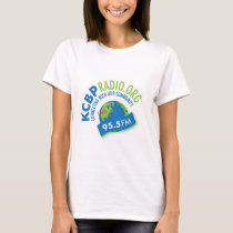 KCBP 95.5fm Branded Product T-Shirt