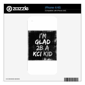KCI KID iPhone 4 SKIN