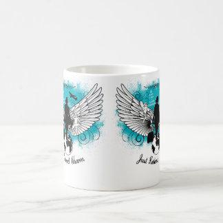 Kciafa just retired charm coffee mug