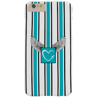 Kciafa soon and stripes barely there iPhone 6 plus case
