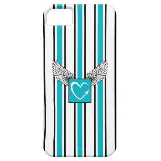 Kciafa soon and stripes iPhone SE/5/5s case