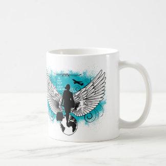 Kciafa woman coffee mug