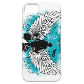 Kciafa woman iPhone SE/5/5s case