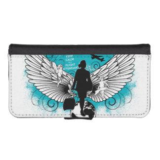 Kciafa woman iPhone SE/5/5s wallet case
