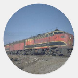 KCS Fairbanks-Morse 'Erie built' Classic Round Sticker