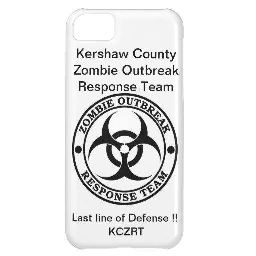 KCZRT Gear iPhone 5C Cases