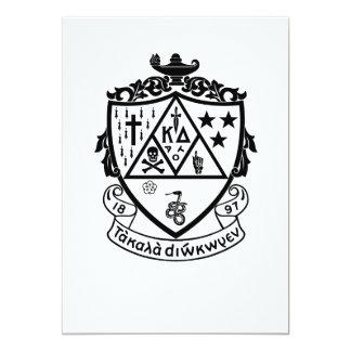 KD Crest Card