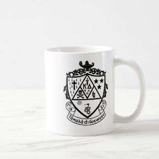 KD Crest Coffee Mug