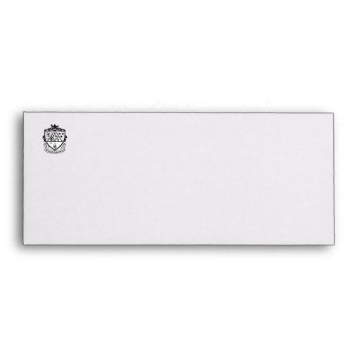 KD Crest Envelopes