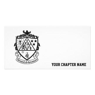 KD Crest Photo Card