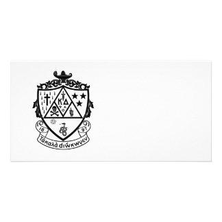 KD Crest Photo Card Template