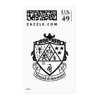 KD Crest Postage Stamp