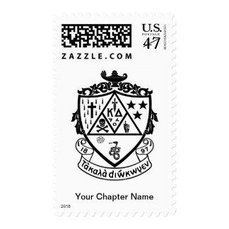 KD Crest Postage