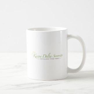 KD Sorority Logo Coffee Mug