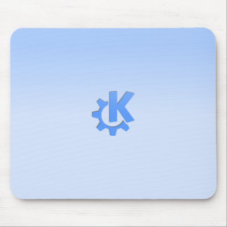 KDE Blue Mouse Pads