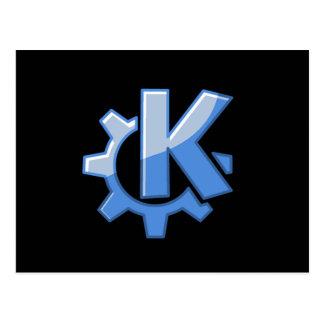 KDE Linux Post Card