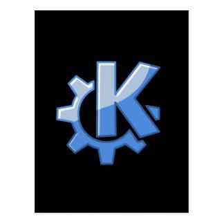 KDE Linux Post Cards
