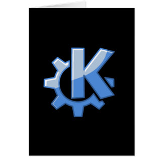 KDE Linux Felicitacion