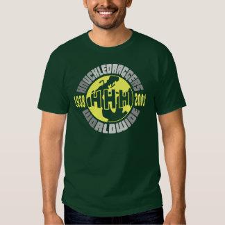 KDH3 Worldwide Logo (Simple) T-shirt