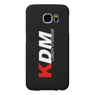 KDM Heart and Seoul Phone Case