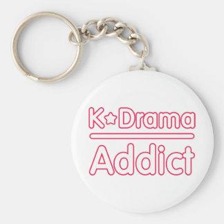 KDrama Addict Keychain