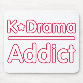 KDrama Addict Mouse Pad