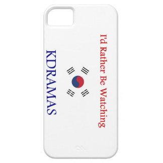 KDrama Fan iPhone 5 Cases