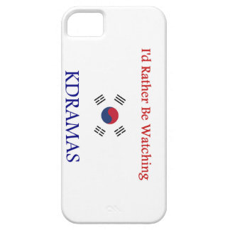 KDrama Fan iPhone SE/5/5s Case