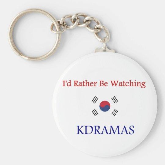 KDrama Keychain