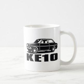 KE10 Corolla Classic White Coffee Mug