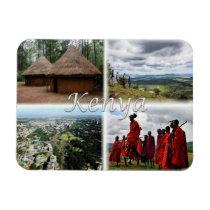 KE Kenia - Magnet