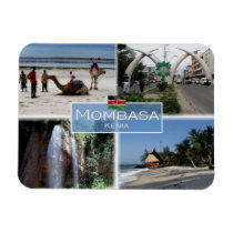 KE Kenia - Mombasa - Magnet
