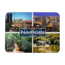 KE Kenia - Nairobi - Kenyatta Avenue - Magnet