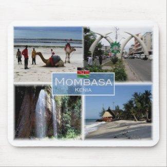 KE Kenya - Mombasa - Mouse Pad