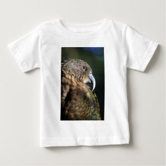 Kea alpine parrot, New Zealand Baby T-Shirt