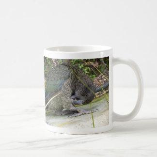 Kea: The Alpine Parrot Coffee Mug