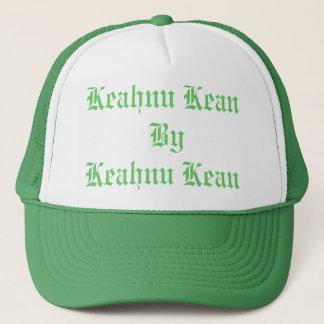 Keahnu Kean By Keahnu Kean Trucker Hat