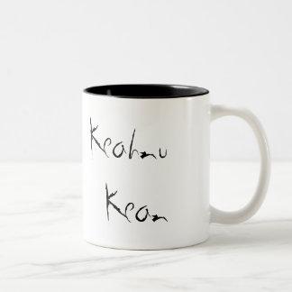 Keahnu Kean Two-Tone Coffee Mug