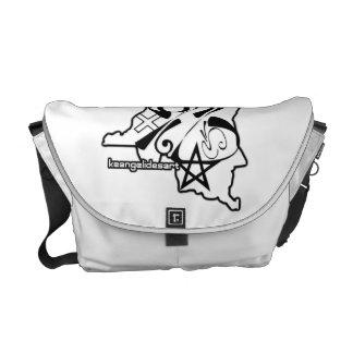 keangelidesart DRC Courier Bag