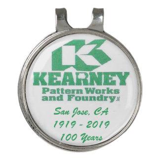 Kearney Golf Ball Marker Golf Hat Clip
