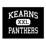 Kearns - Panthers - Junior - Salt Lake City Utah Postcards