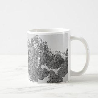Kearsage Pinnacles Kings River by Ansel Adams Coffee Mug